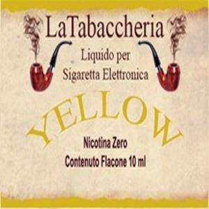 Yellow La Tabaccheria - Liquido