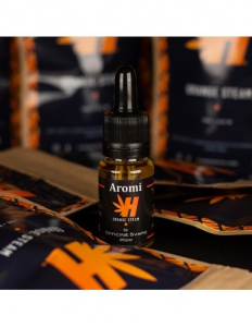 Aroma Orange Steam (CBD) - Officine Svapo