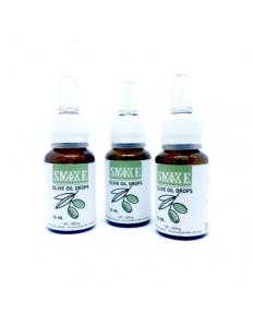 Smike - Olive Oil Drops CBD 600mg