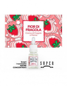 Fior Di Fragola Aroma concentrato - Super Flavor