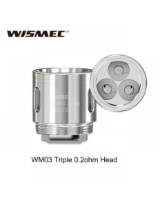 Resistenze Wismec Gnome - WM03 0,2ohm