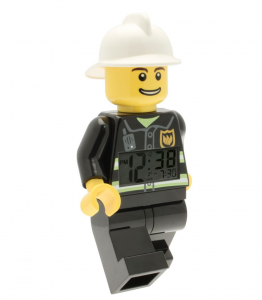 LEGO CITY FIREMAN CLOCK 9003844