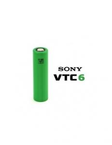 Sony VTC6 3000 mAh Flat Piatto