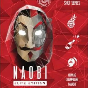 Naobi Aroma scomposto - LS Project (Ediz. Casa de Papel)
