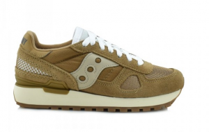 SNEAKERS SAUCONY SHADOW ORIGINAL VINTAGE BROWN/TANT MARRON S60424-12