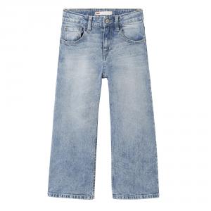 Jeans blu ampi