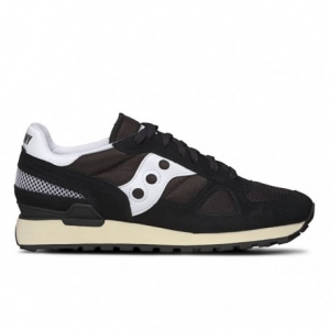 SNEAKERS SAUCONY SHADOW ORIGINAL VINTAGE BLACK/WHITE S70424-2