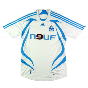 2007-08 Olympique Marseille Maglia Home M (Top)