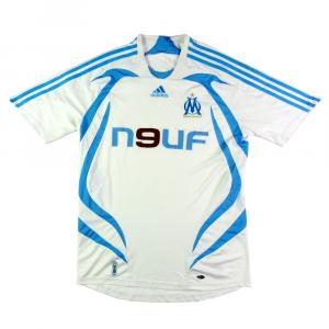 2007-08 Olympique Marseille Maglia Home M (Top)