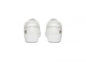 Sneaker 2 Star uomo low bianco