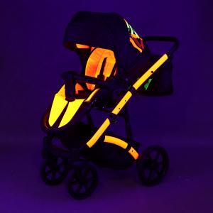 Tako Baby - strepitosa novità 2019 - NEON - trio che si illumina al buio ! Nero.