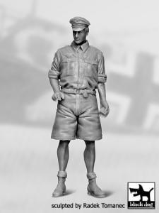 German Luftwaffe Pilot Africa 1940-1945 N°1