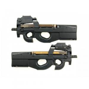 P90 della JS-tactical completo di batteria + caricabatterie + red dot