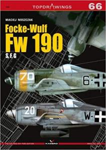 Focke-Wulf Fw-190 S, F, G models