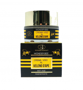 Wonder Bee crema viso al veleno d'api anti-age 50ml