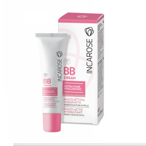IncaRose BB Cream Extra Pure Hyaluronic Medium/Light