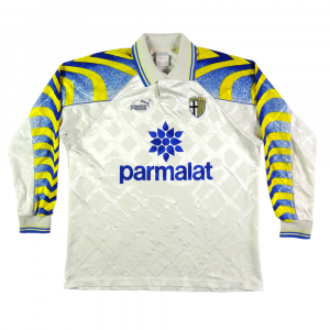 1995-97 Parma Maglia home M