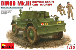 DINGO MK.III BRITISH SCOU