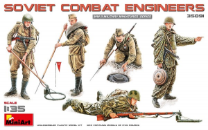 SOVIET COMBAT ENGINEERS