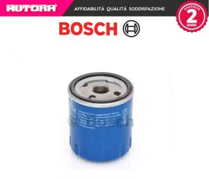 Filtro olio Citroen-Peugeot Bosch