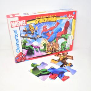 Puzzle Spiderman Maxi Clementoni 24