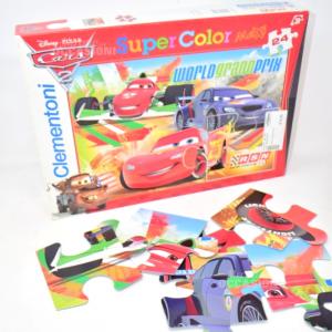 Puzzle Clementoni Cars 24 Pz Maxi