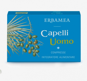 Capelli Uomo ERBAMEA 24 Compresse