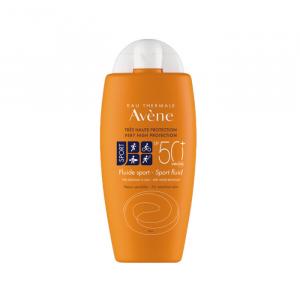 Avène Sport Fluid Spf50+ 100ml