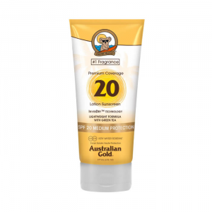 Australian Gold Premium Coverage Lotion Spf20 177ml