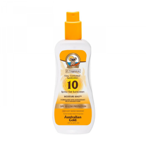 Australian Gold Spray Gel Spf10 237ml
