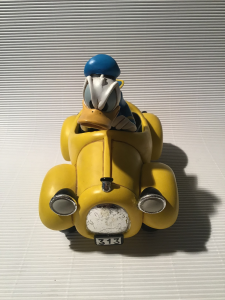 PAPERINO IN AUTO DISNEY