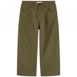 Pantalone kaki ampio