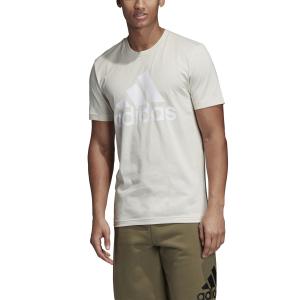 T-SHIRT MH BOS TEE RAW/WHITE BLANC DQ1457