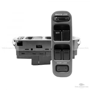 Pulsantiera Interruttore Pulsante Funzione Alzacristalli Elettrici Alzavetri Lato Guida Auto Suzuki Oem 37990-65D10-T01, 3799065D10T01, Am-33968442 Console Abs Window Switch