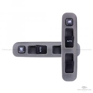 Pulsantiera Interruttore Pulsante Funzione Alzacristalli Elettrici Alzavetri Lato Guida Auto Suzuki 3799081A20, 3799081A20P4Z Console Window Switch 7 Pin