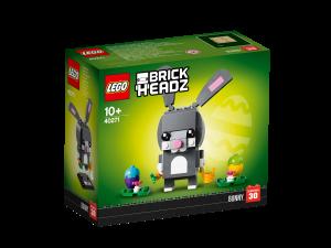 LEGO BRICKHEADZ CONIGLIETTO DI PASQUA 40271