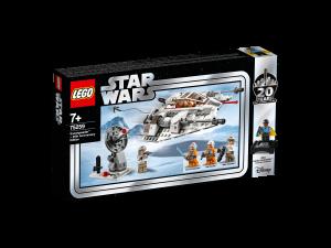 LEGO STAR WARS SNOWSPEEDER EDIZIONE 20° ANNIVERSARIO 75259