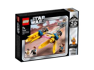 LEGO STAR WARS SGUSCIO DI ANAKIN EDIZIONE 20° ANNIVERSARIO 75258