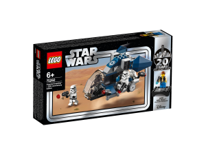 LEGO STAR WARS IMPERIAL DROPSHIP EDIZIONE 20° ANNIVERSARIO 75262