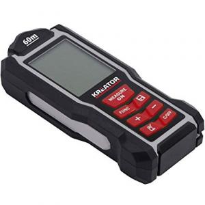 Kreator Telemetro laser 60mt KRT706215 misurazione distanza digitale pro