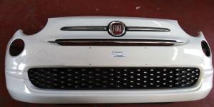 Paraurti ant. Lounge usato Fiat 500 serie dal 2015>