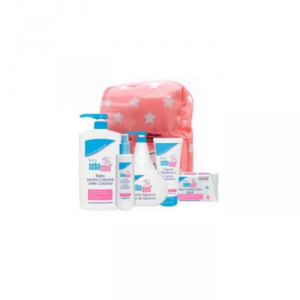 Sebamed Baby Pink Foam Shower Gel 500ml Set 6 Parti