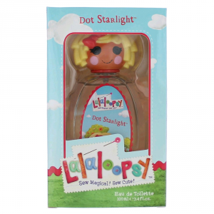 Lalaloopsy Dot Starlight Eau De Toilette Spray 100ml