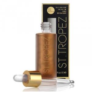 St Tropez Self Tan Luxe Dry Facial Oil 30ml