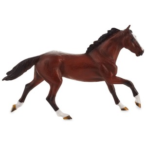 Statuina Animal Planet Cavallo Purosangue