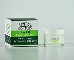Crema viso Proteine della Seta Retinol Complex