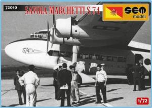 Savoia Marchetti S.74 Ala Littoria