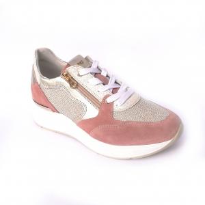 Sneaker peonia o acqua Nero Giardini P907722D/244 /429