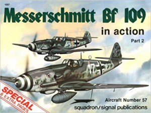 Me Bf 109 in action part 2