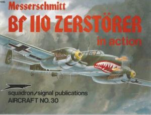 ME Bf 110 ZERSTORER